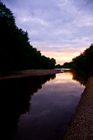 D4733_Mackinaw River Sunset