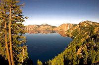 F7701_Crater Lake Rim View